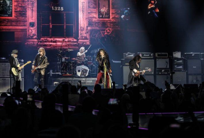 Aerosmith agli Idays (sold out)