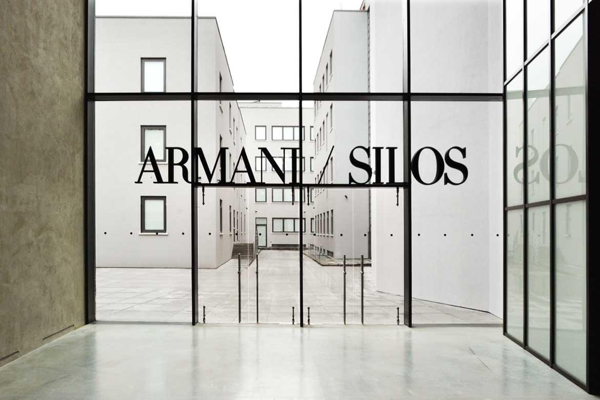 Le domeniche gratuite Armani Silos