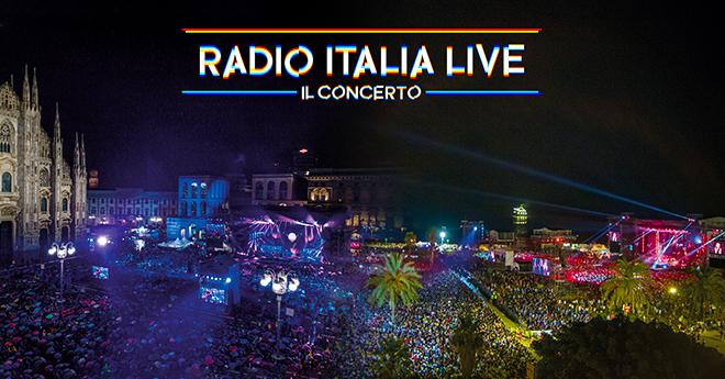 Italia Live: il concerto in Piazza Duomo