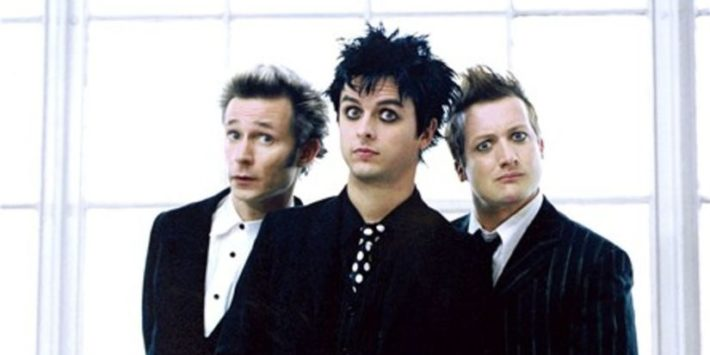 Green Day live (solo info)