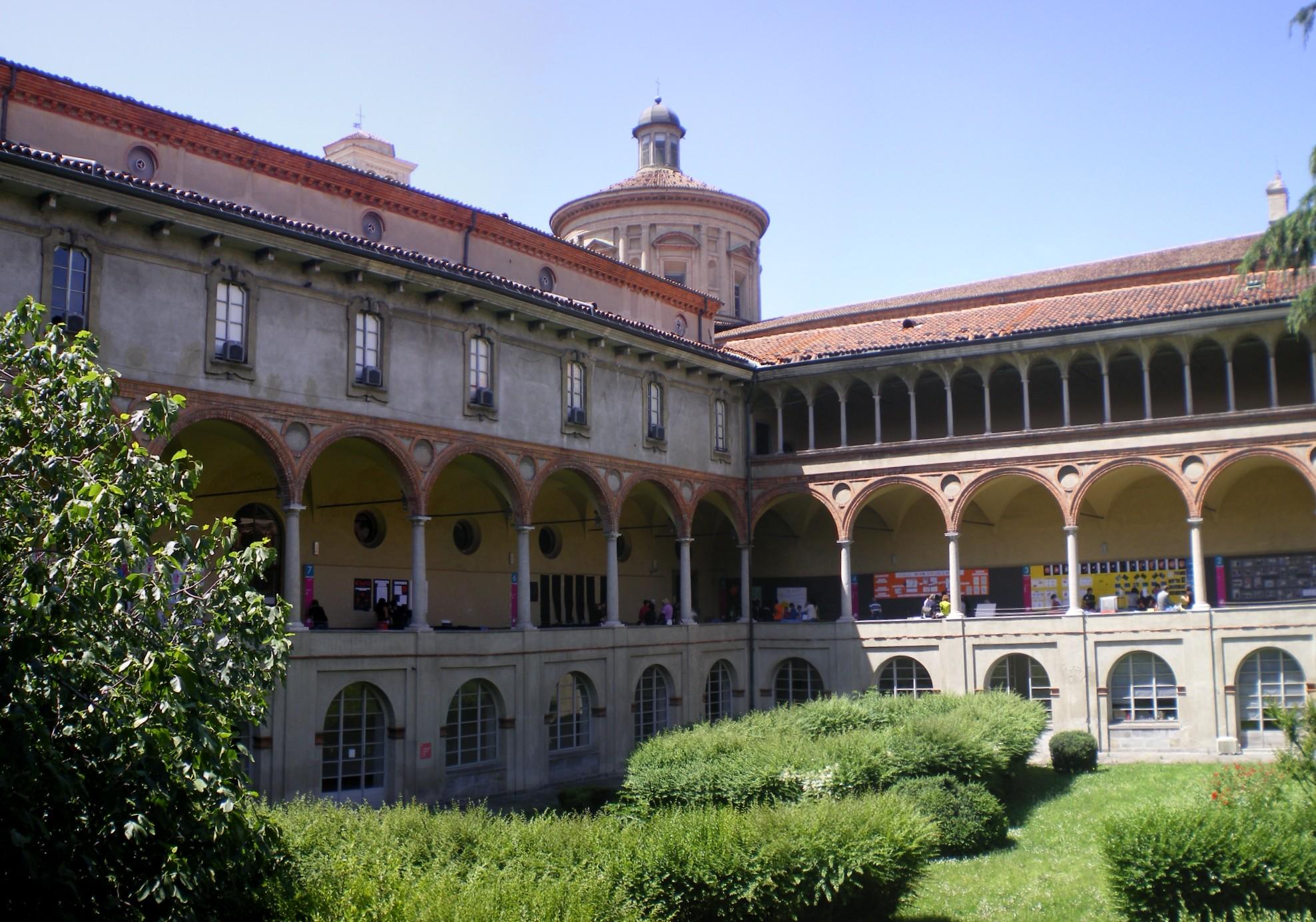 Panoramica_Chiostro_MuseoScienzaTecnologiaDaVinci_Milano