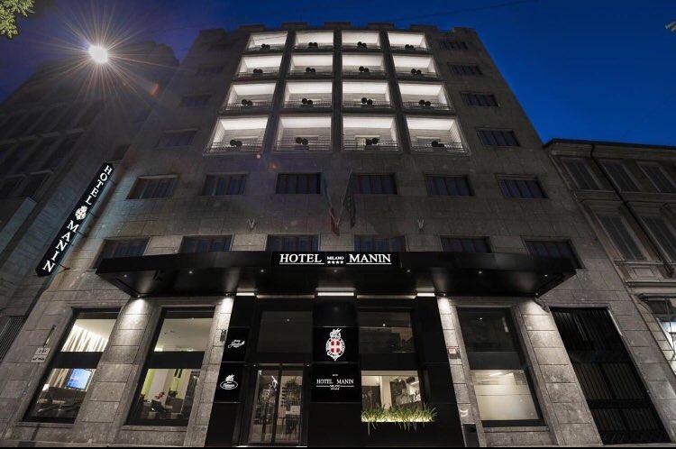Hotel Manin Corso22 Eventi