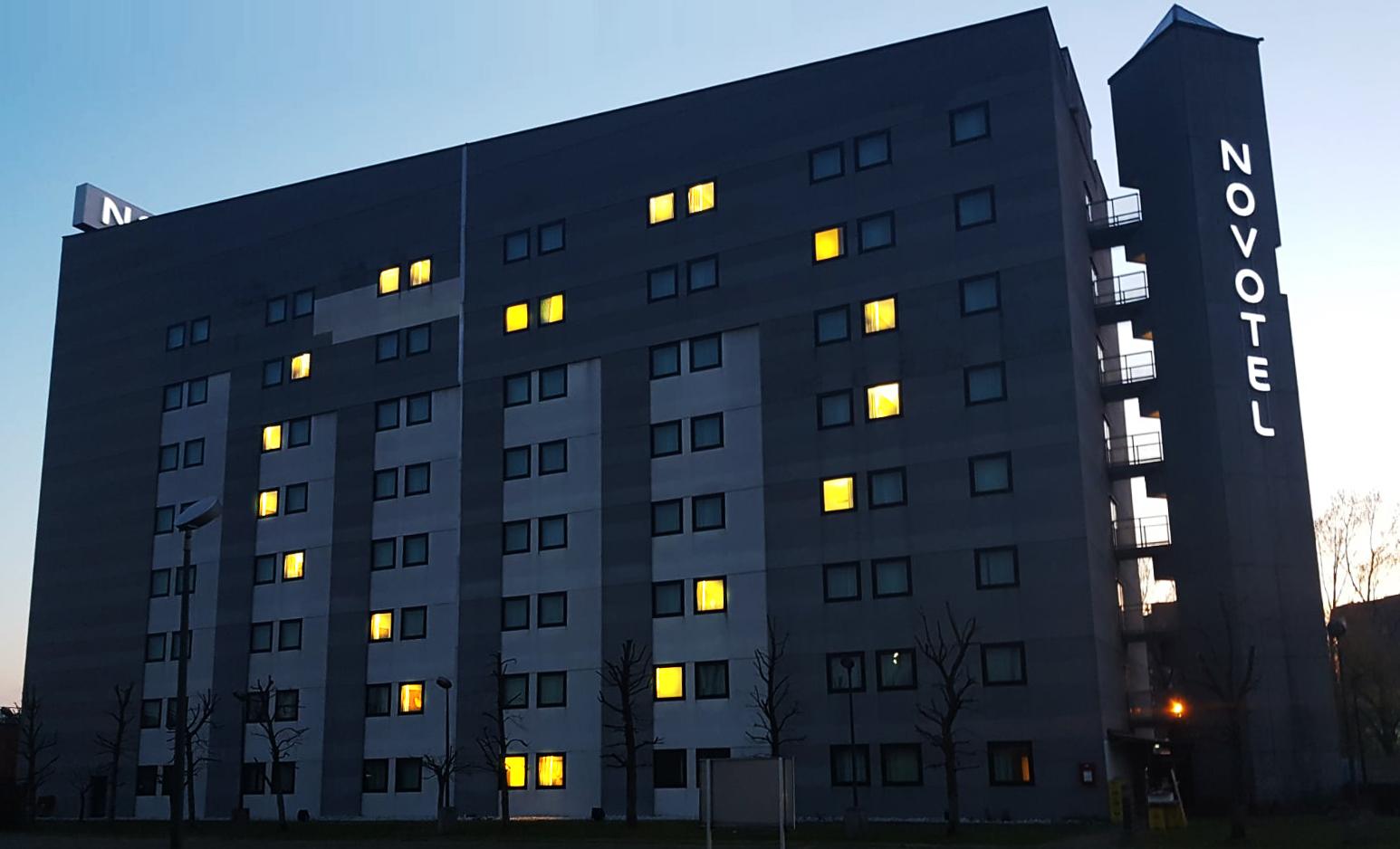 Hotel Novotel Linate - Corso22