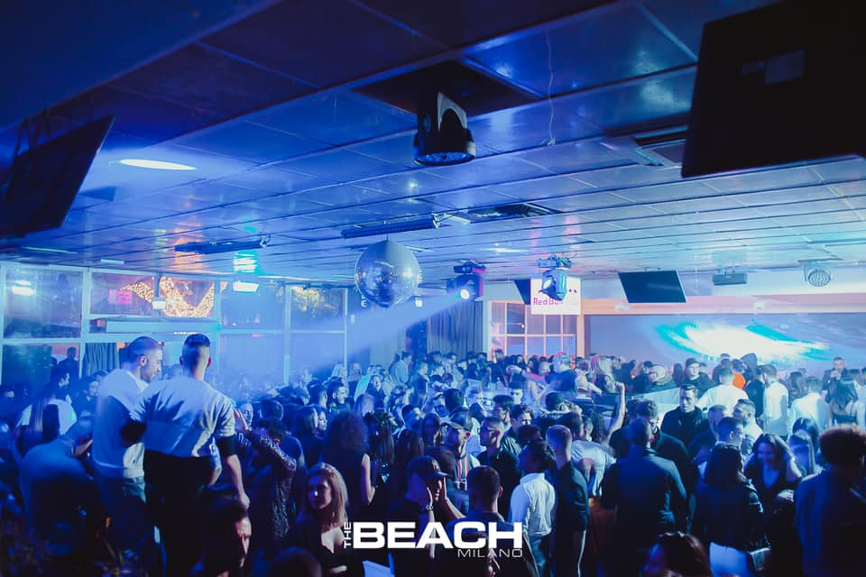 The Beach Club Corso22