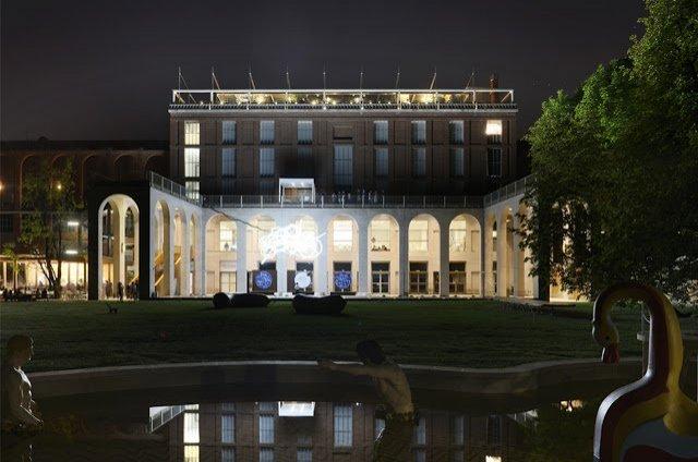 Giardini Triennale Milano