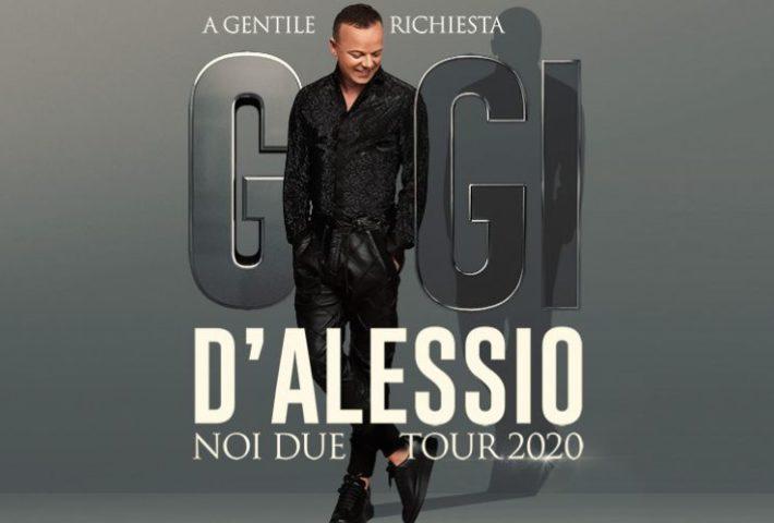 Gigi D'Alessio in noi due (solo info)
