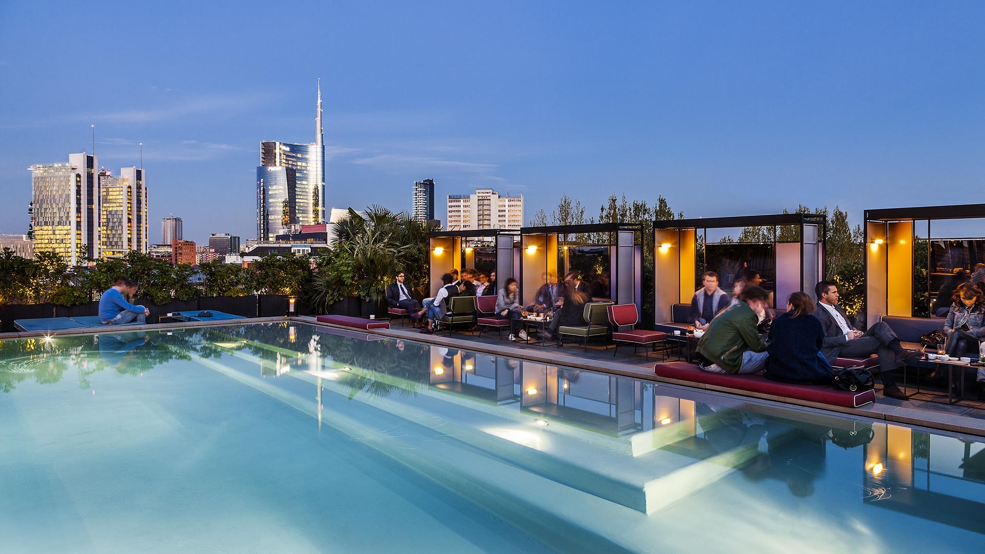 Ceresio 7 -Le migliori piscine di Milano