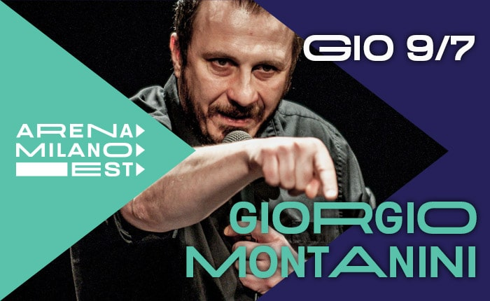 """Giorgio Montanini con """"Come Britney Spears"""" (sconto 20%)"""