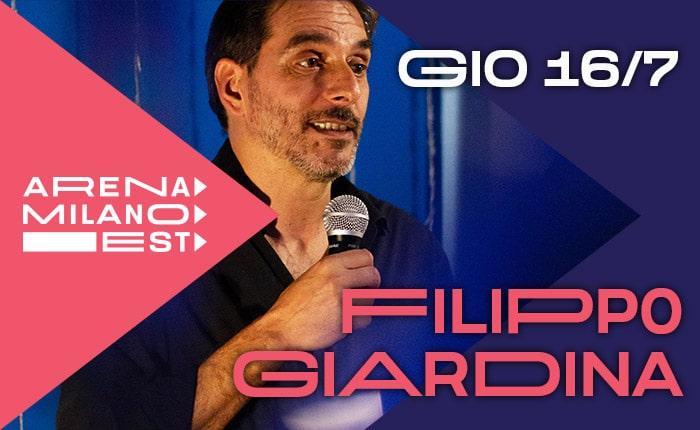 """Filippo Giardina in """"Formiche"""" (sconto 20%)"""