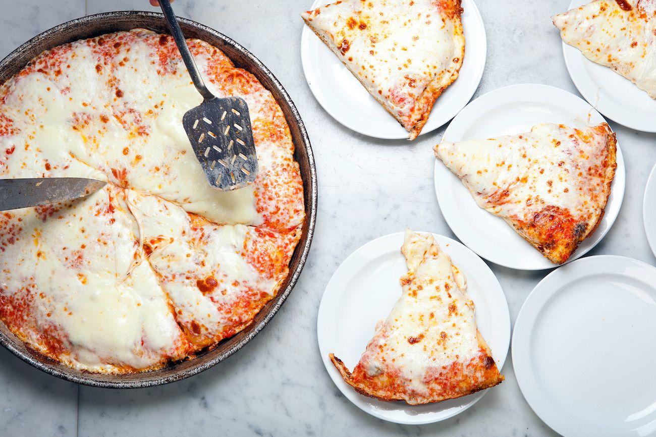 Pizze al trancio Milano