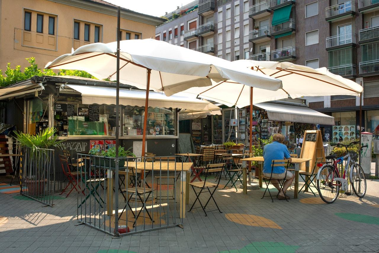 I migliori chioschi di Milano