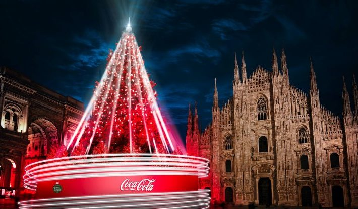 Milano | Il Natale di piazza Duomo targato Coca Cola