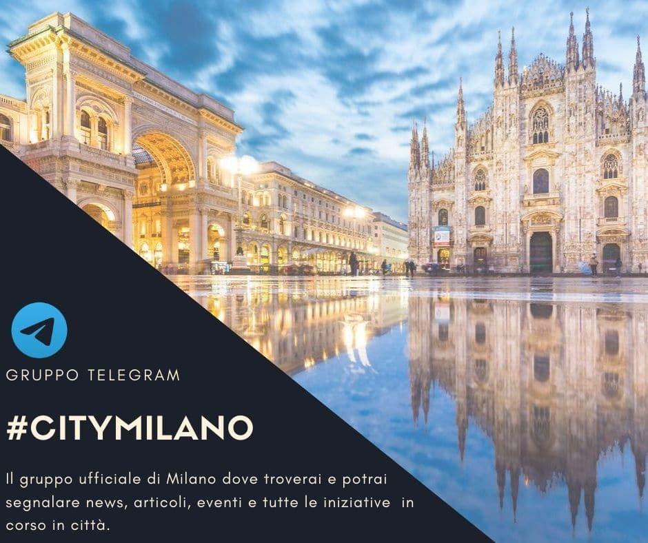 Canale Telegram Milano