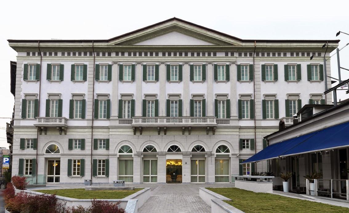 La prima stazione di Milano