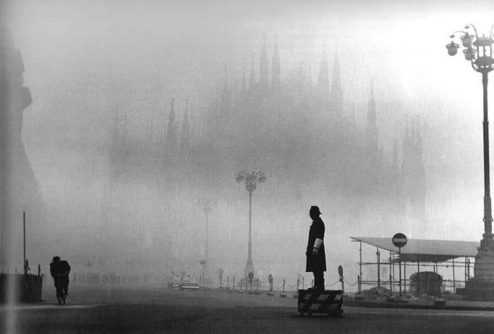"""La """"Scighera"""" o """"nebia"""" a Milano, malinconica, affascinante, iconica"""