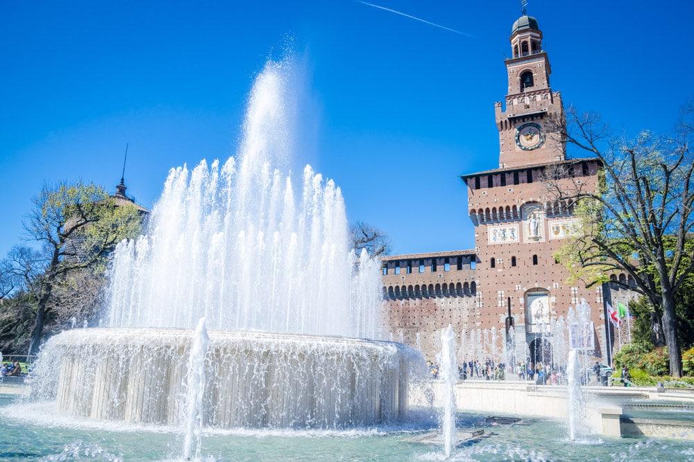 Le Fontane di Milano