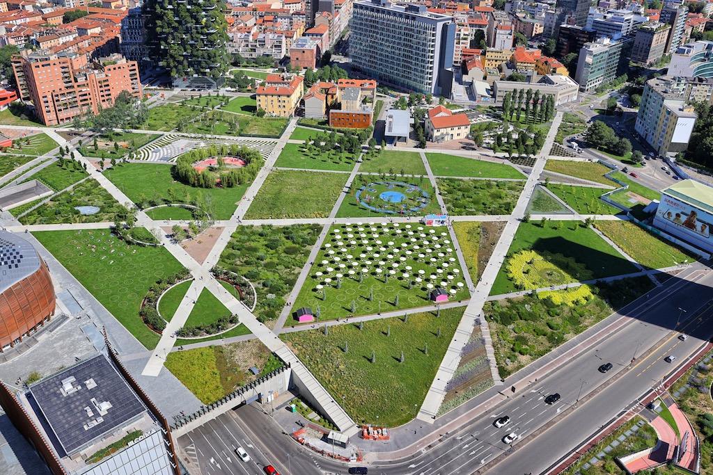 Parchi attrezzati Milano