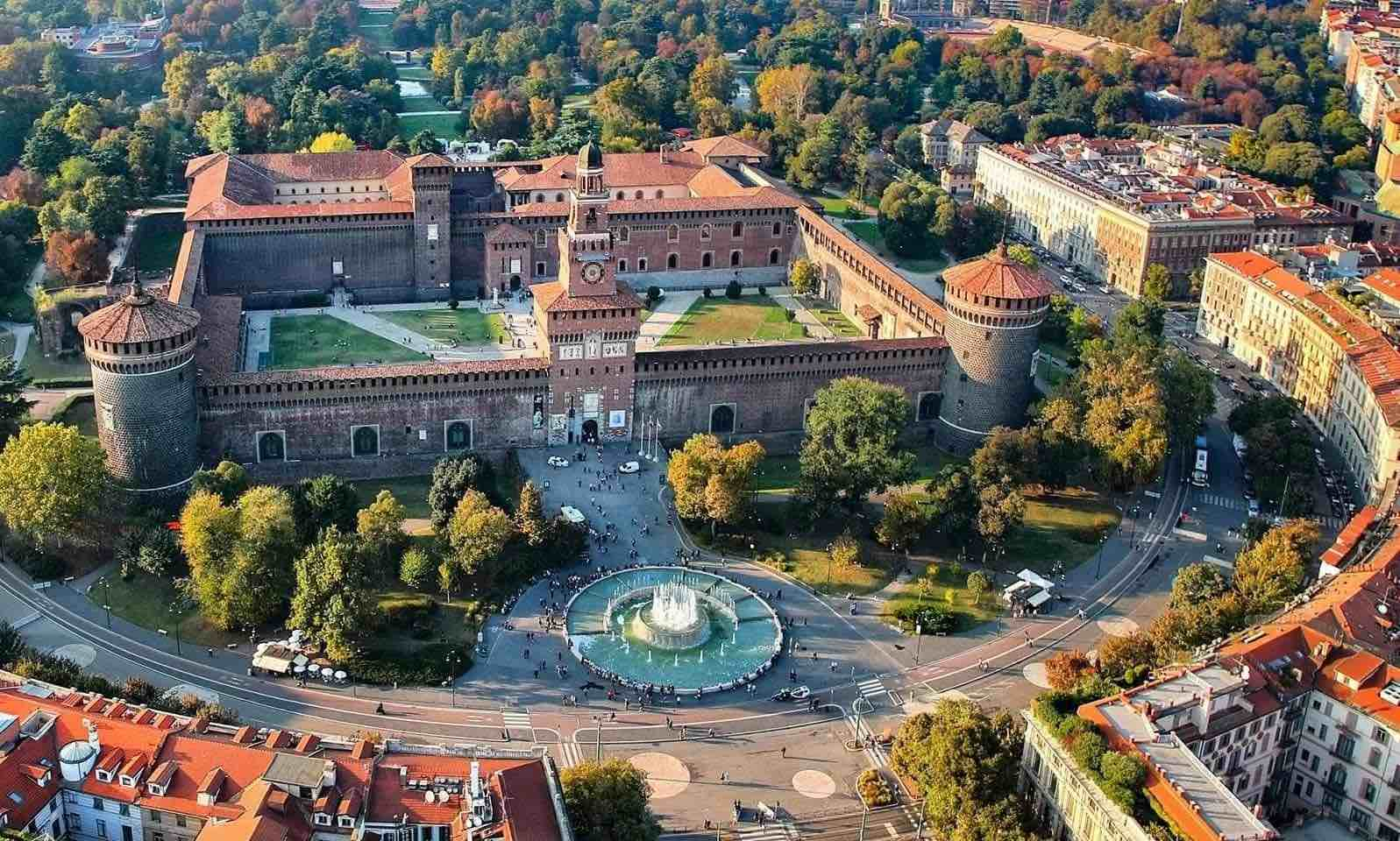 Castello Sforzesco Raffaello