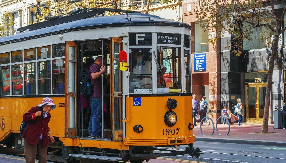 Tram 28 Milano