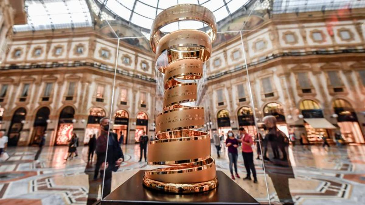 Giro d'Italia 2021 Milano