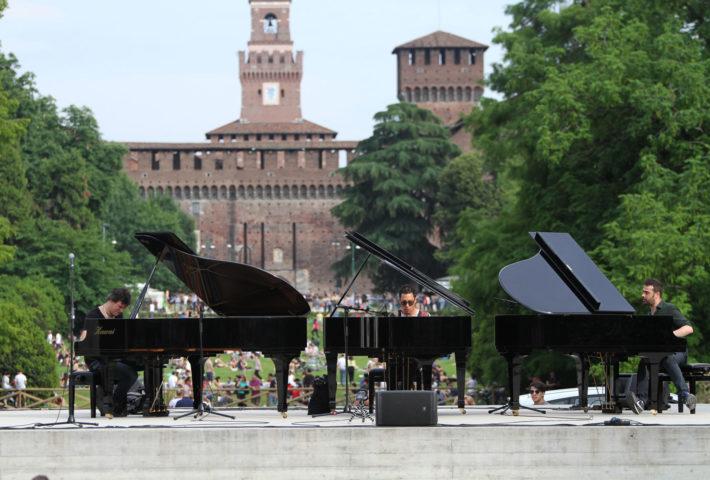 Piano City Milano 2021: il calendario eventi