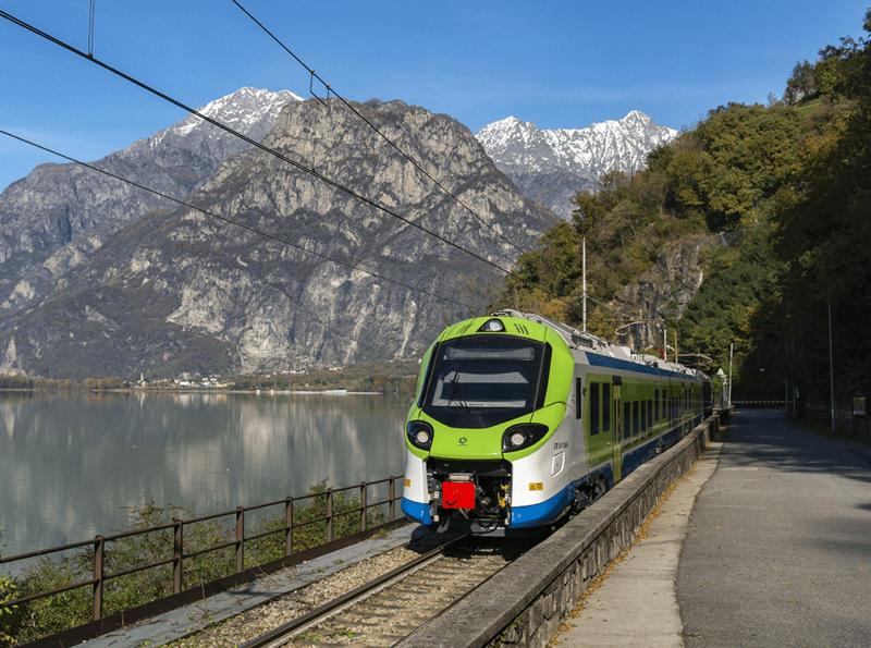Gite in treno Lombardia