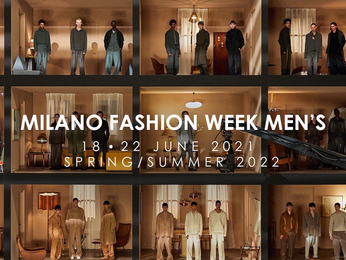 Milano Fashion Week Men's 2021