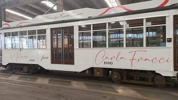 Tram Carla Fracci