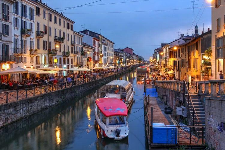 Passeggiata Culturale sui Navigli di Milano