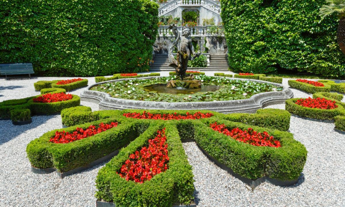 I giardini più belli della Lombardia