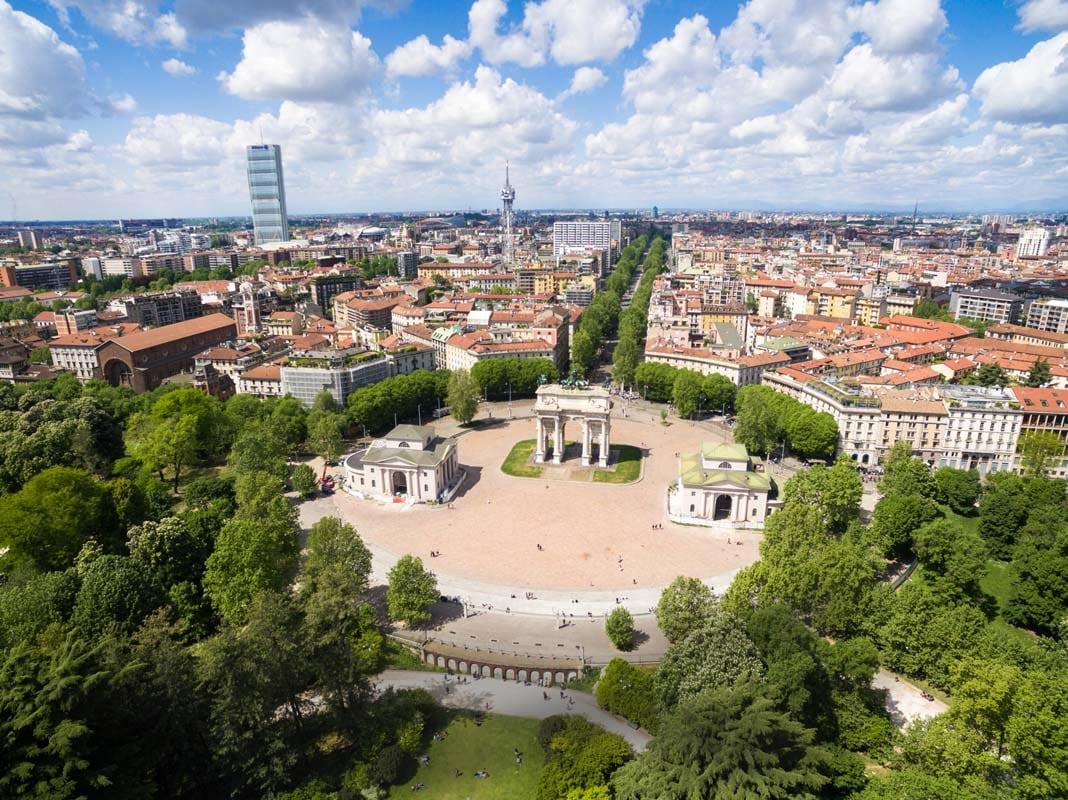 Capolavori di Milano
