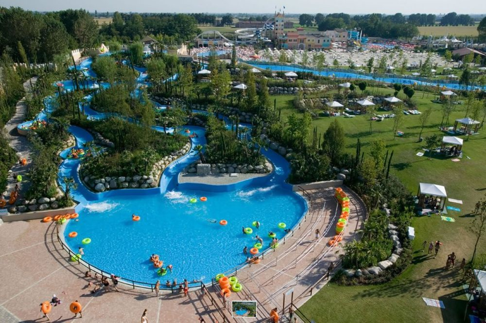 Parchi divertimento Lombardia