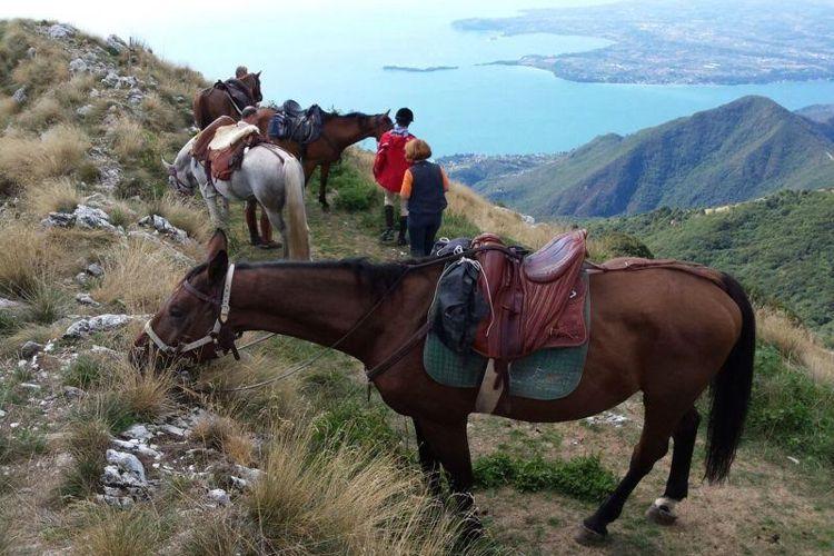 Andare a cavallo in Lombardia