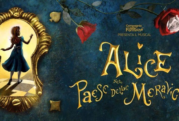 Alice nel paese delle meraviglie al Teatro